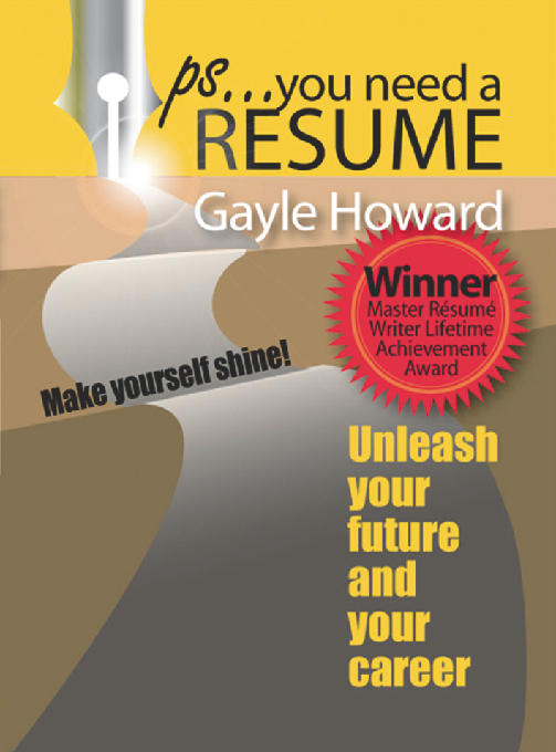 Best Selling Resume Books: PSYou Need a Resume